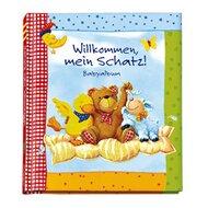 """Babyalbum """"Willkommen mein Schatz"""" von ARS EDITION"""