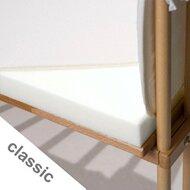 Beistellbett-Matratze Maxi Classic 89x51 cm von BABYBAY®