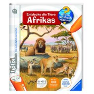 tiptoi® Entdecke die Tiere Afrikas von RAVENSBURGER TIPTOI
