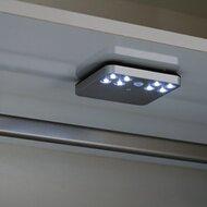 """LED-Leuchte """"Lucky Lite"""" mit integrierten Bewegungsmelder von PAIDI"""