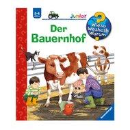 Sachbuch-Der Bauernhof von RAVENSBURGER WIESOWESHALBWARUM