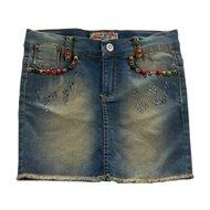 Jeans Rock von BLUE EFFECT
