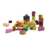 Holz-Bausteine 50-teilig von ROTHO BABYDESIGN OOPS