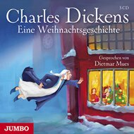 CD Charles Dickens - Eine Weihnachtsgeschichte von JUMBO