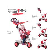Dreirad Dream Touch Steering® 4-in-1 von smarTrike