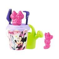Eimergarnitur Minnie Mouse mit Gießkanne von SMOBY MINNIE MOUSE