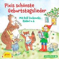 CD Pixis schönste Geburtstagslieder von CARLSEN
