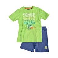 T-Shirt mit Shorts von BLUE SEVEN
