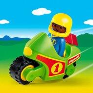 6719 Motorrad von PLAYMOBIL® 1.2.3