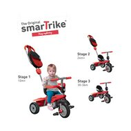 Dreirad Breeze GL Touch Steering® 3-in-1 von smarTrike