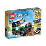 31037 Abenteuerfahrzeuge von LEGO® CREATOR