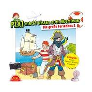 CD Box inklusive 3 CD's - Pixi macht Wissen zum Abenteuer: Die große Ferienbox 2