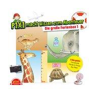 CD Box inklusive 3 CD's - Pixi macht Wissen zum Abenteuer: Die große Ferienbox 1