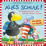 CD Der kleiner Rabe Socke - Alles Schule! von SILBERFISCH