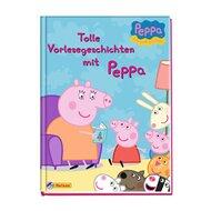 Vorlesebuch-Tolle Vorlesegeschichten mit Peppa von NELSON