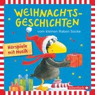 CD Weihnachtsgeschichten vom kleinen Raben Socke von SILBERFISCH