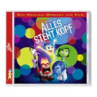 CD Disney Pixar - Alles steht Kopf