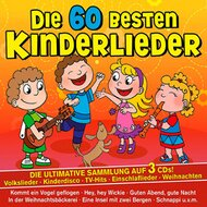 CD-Box Die 60 besten Kinderlieder