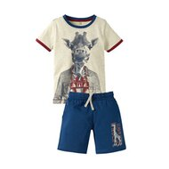Set T-Shirt + Shorts von CUTE REBELS