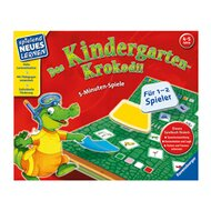 Spielbuch - Das Kindergarten-Krokodil von RAVENSBURGER