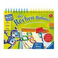 Spielbuch -Der Rechen-Roboter von RAVENSBURGER