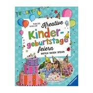 Ratgeber Kreative Kindergeburtstage feiern von RAVENSBURGER