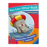 Mein Lern-Rätsel-Block Kindergarten von RAVENSBURGER
