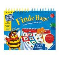 Spielbuch - Finde Hugo! Unterschiede entdecken von RAVENSBURGER