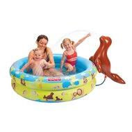 La piscine-fontaine de FISHER PRICE
