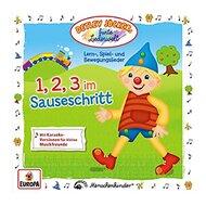 CD 1, 2, 3 im Sauseschritt