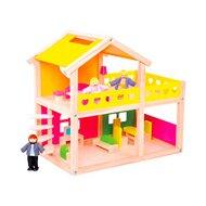 La maison de poupées meublée de BINO