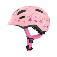 Fahrradhelm Smiley 2.0 rose Princess von ABUS