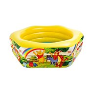 La piscine de INTEX WINNIE L'OURSON DISNEY