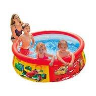 La piscine Easy Set de INTEX DISNEY CARS