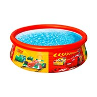 La piscine Easy Set de INTEX DISNEY CARS