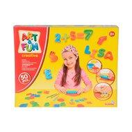 Art&Fun Knetset ABC und Zahlen von SIMBA