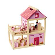 Puppenhaus 2-stöckig von BELUGA