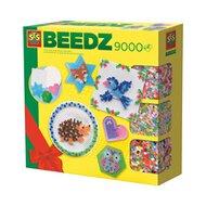 Beedz - Bügelperlen-Megaset 9000 von SES