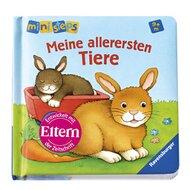 Sachbuch-Meine allerersten Tiere von RAVENSBURGER MINISTEPS