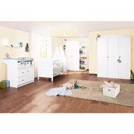 3-tlg. Babyzimmer Laura von PINOLINO