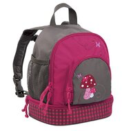 Le sac à dos de maternelle Mini Backpack Mushroom magenta de LÄSSIG 4KIDS