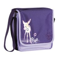 Kindergartentasche Mini Messenger Bag Deer viola von LÄSSIG 4KIDS