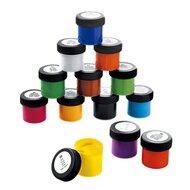 13er-Pack Malfertige Deckfarben von NERCHAU