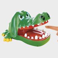 Reaktionsspiel - Krokodil-Spiel