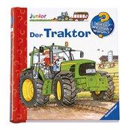 Sachbuch-Der Traktor von RAVENSBURGER WIESOWESHALBWARUM