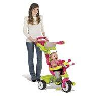 3-in-1 Baby Driver Komfort Girl von SMOBY