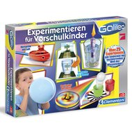 Experimentierkasten Experimentieren für Vorschulkinder von CLEMENTONI GALILEO