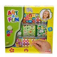 Bastelset Art&Fun 1000 Sticker von SIMBA