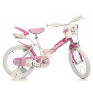 Fahrrad Hello Kitty 14 Zoll von HELLO KITTY