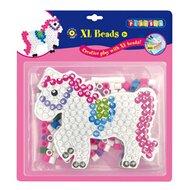 """XL-Perlen-Set """"Pferd"""" von PLAYBOX"""